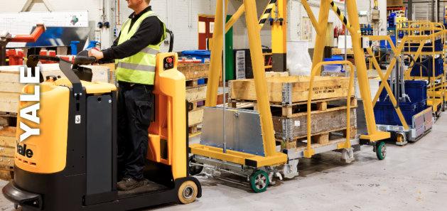 Fresno Forklift Yale Hotsy Materials Handling